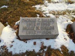 Mary Lou Molly <i>Nieracker</i> Ballou