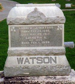Andrew Jackson A.J. Watson