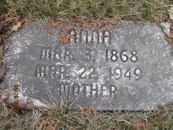 Anna Elizabeth <i>Lueck</i> Hoyer