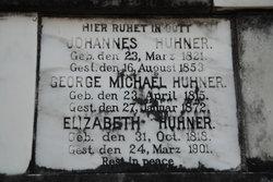 Elizabeth Huhner
