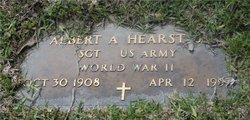 Albert A Hearst, Jr