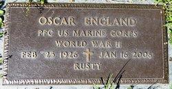 Oscar Rusty England