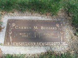 Carmen <i>Doyen</i> Buzzard