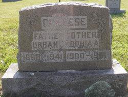 Urban Lee DeWeese
