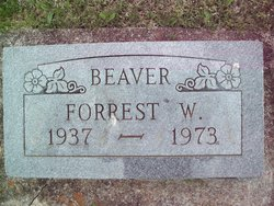 Forrest Wayne Beaver