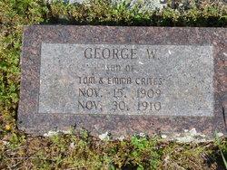 George Washington Crites