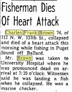 Charles Frank Brown
