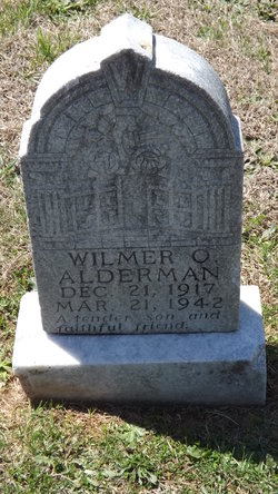 Wilmer O. Alderman