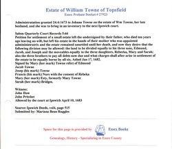 William Towne