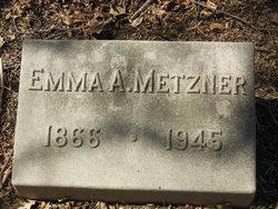 Emma A. Metzner