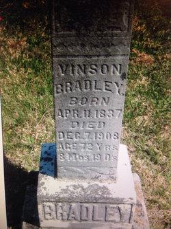 Vinson Bradley