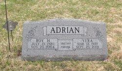 Vera <i>Butler</i> Adrian