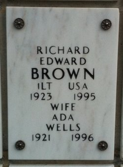 Ada Wells <i>Johnson</i> Brown