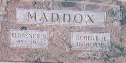 Judge Robert Henry Maddox