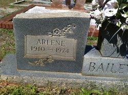 Arlene <i>Green</i> Bailey