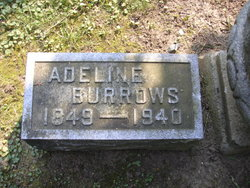 Adeline Burrows