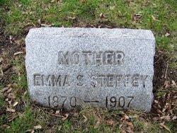 Emma Sophia <i>Nibbe</i> Steffey