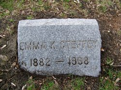 Emma Louise <i>Karlson</i> Steffey