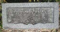 Louise Alison Watchous