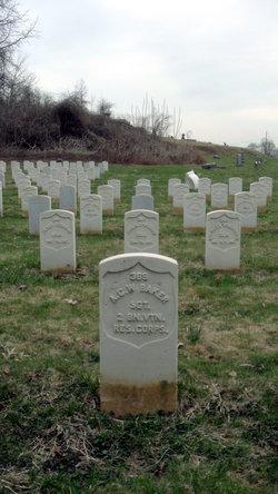 Sgt A. G. W. Baker