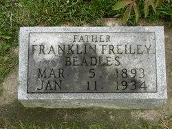 Franklin Freiley Frank Beadles