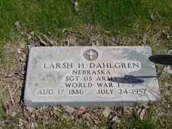 Larsh H. Dahlgren