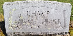 Mildred L. <i>Kershaw</i> Champ