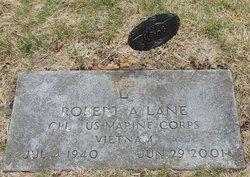 Robert A. Lane