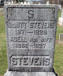 DeWitt Stevens