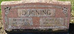 Arthur F Downing