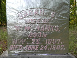 Sarah Savannah <i>Logan</i> Banks