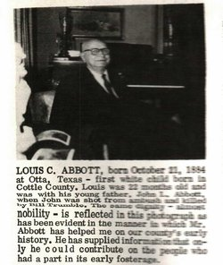 Louis Cleveland Abbott, Sr