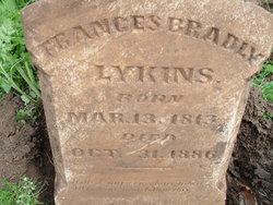 Frances Franky <i>Bradley</i> Lykins