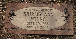 Shirley Ann <i>Wagner</i> Young