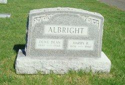 Olive <i>Dean</i> Albright