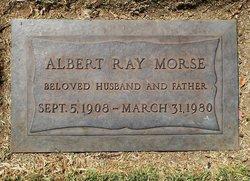 Albert Ray Morse