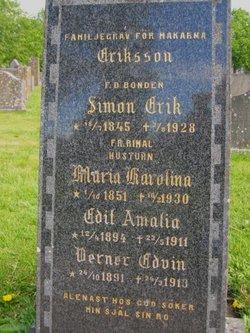 Edit Amalia Eriksson
