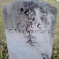 Carl C Cartwright