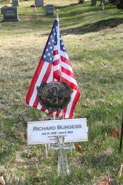 Richard L Dick Burgess