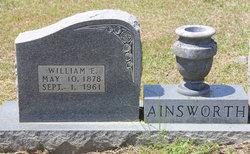 William Edward Ainsworth