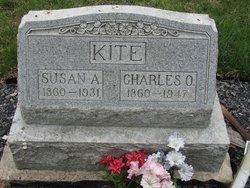 Susan Anna <i>Bergdoll</i> Kite