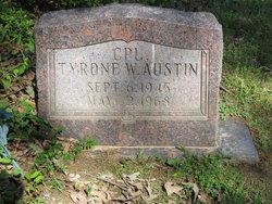 Corp Tyrone W Austin