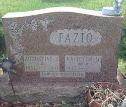 Augustine J. Gus Fazio
