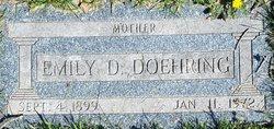 Emily D Doehring