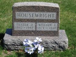 Hester Ollie <i>Spradling</i> Housewright