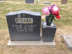 Philip Joseph Phil Pahl