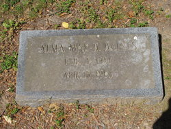 Alma Mae <i>Butler</i> Baines
