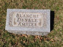 Blanche <i>Dunkle</i> Amsler