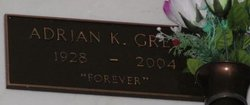 Adrian K Green