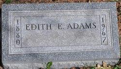 Edith E. Adams